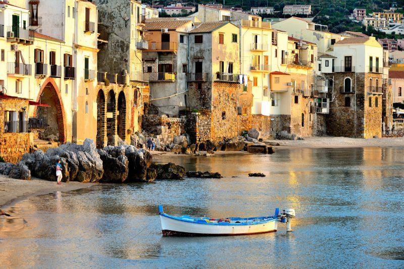 Il borgo marinaro di Cefalù