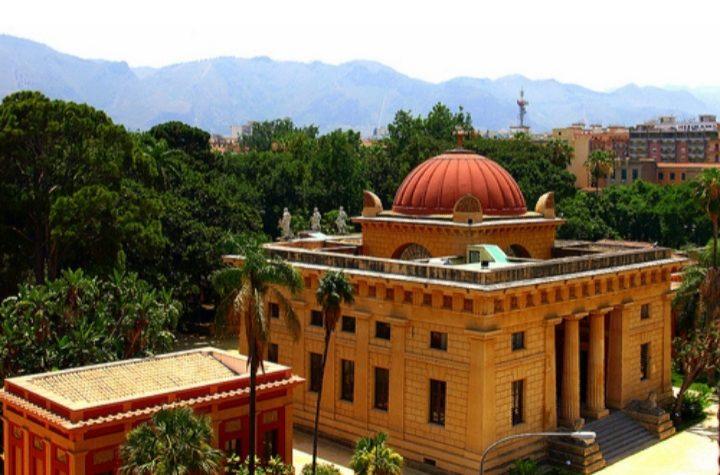 L'Orto Botanico di Palermo