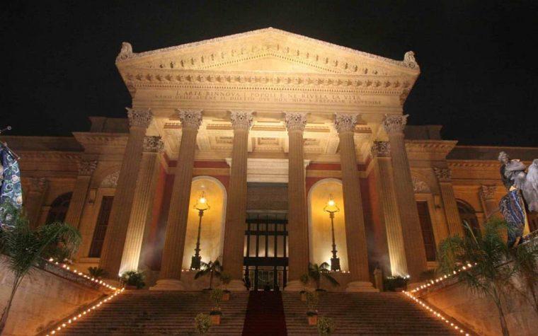 Il Teatro Massimo Vittorio Emanuele